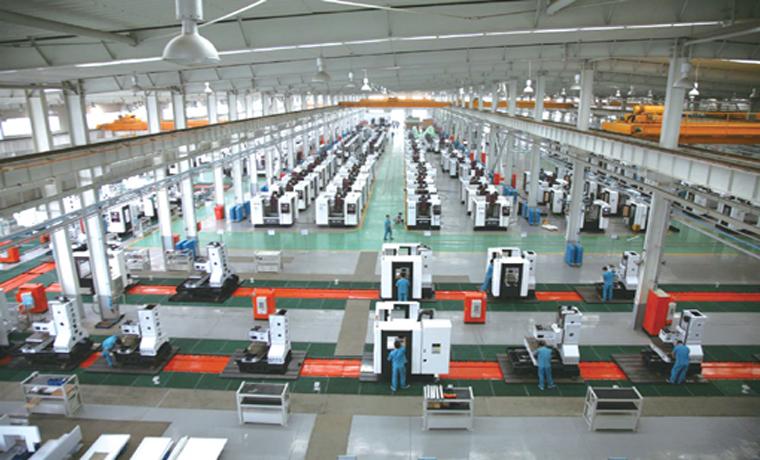 11月份中国工业增幅上升 官方指增长动能增强
