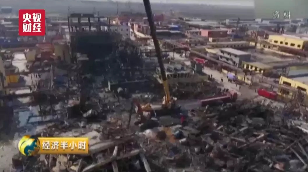 又一起!连云港多家化工企业随意排污 触目惊心!
