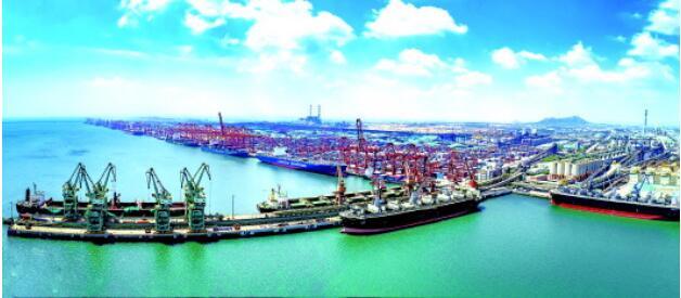 日照港:企業文化淬煉大港風采