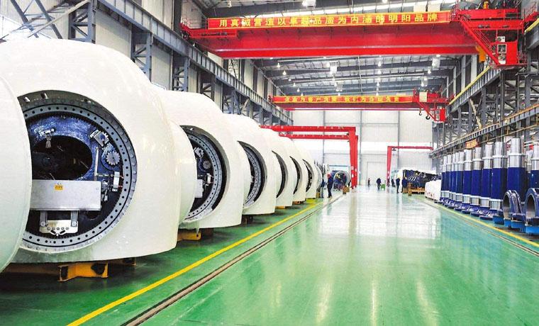 多个世界领先 中国制造崛起铺就强国之基