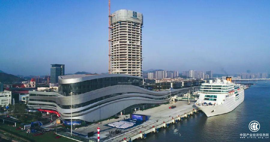 全國規模最大的郵輪母港開港運營 中交集團投資建設