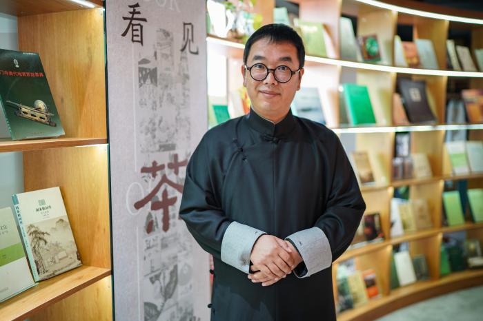 周重林推出新作《茶之基本》 写书历时15年